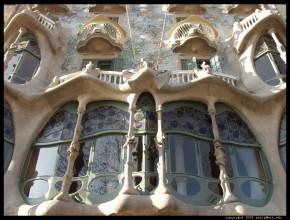 De meesterwerken van Gaudi in Barcelona