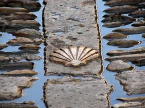 De pelgrimsroute naar Santiago de Compostela